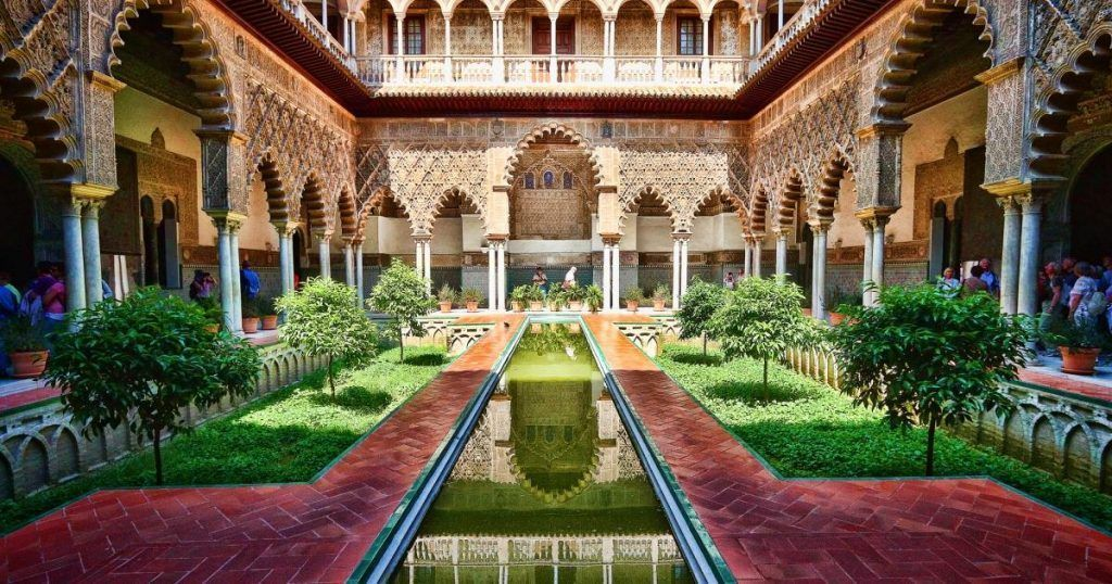 Alcazar Seville Andalusia Islamic Heritage Tour