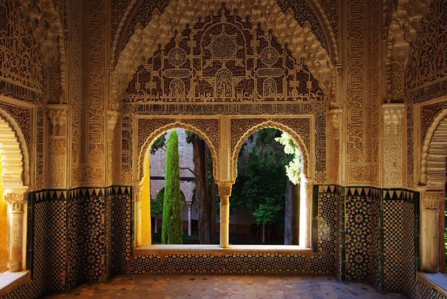 Discover the Islamic architecture of Spain