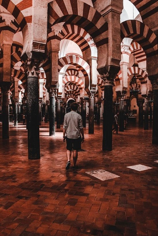 Things to Do in Andalusia Cordoba Mosque Spain