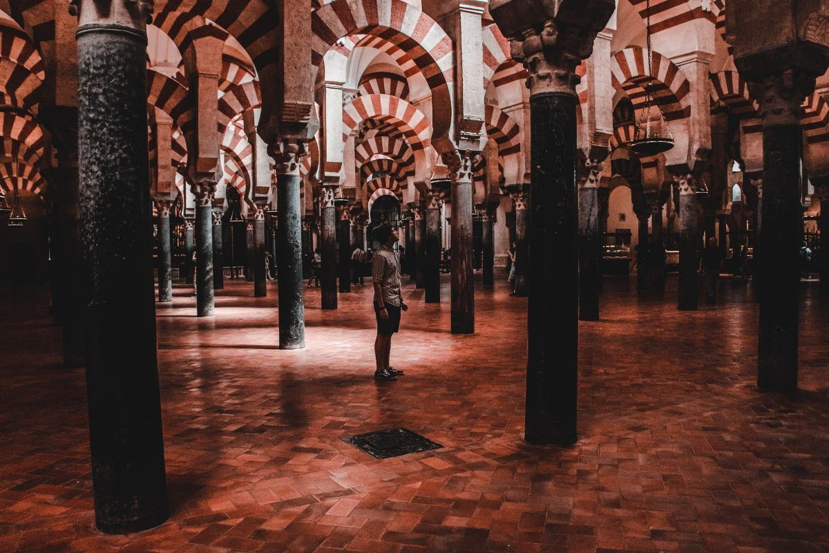 What to see in Andalucia old Cordoba Mosque Alandalus Spain