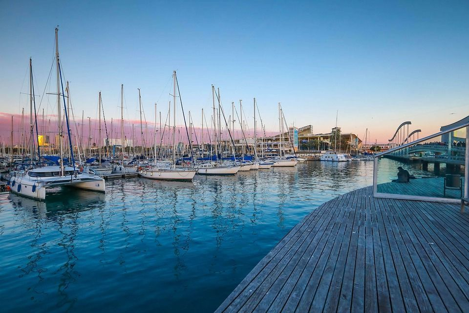 Barcelona Port Sailing Vessel Experience