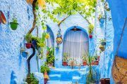 Chefchaouen Morocco trip for Muslim travelers