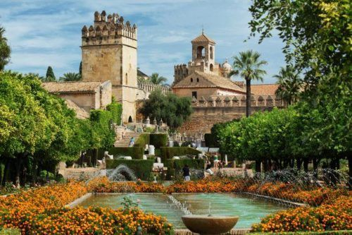 Cordoba Castle of the Christian Kings - Andalusia Travel