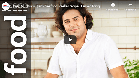 Spanish Paella, delight with this Halal recipe