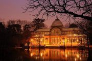 The Crystal Palace in Madrid's Retiro Park